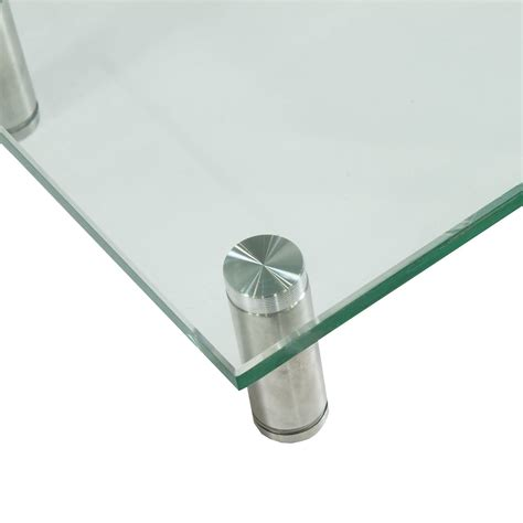 used glass table top used glass table top shelf national office interiors and