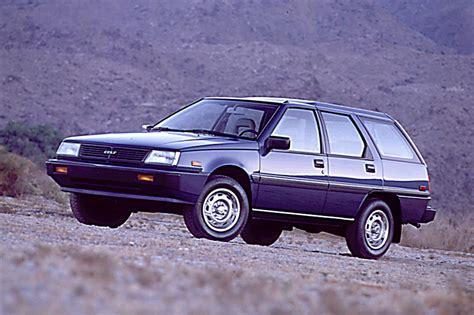 mitsubishi colt 92 1990 92 dodge colt consumer guide auto