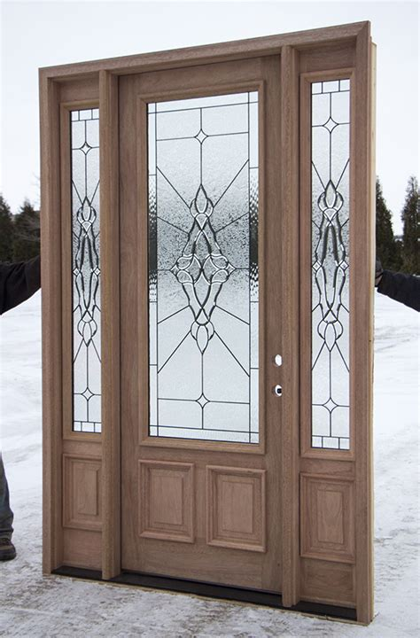 8 Ft Exterior Doors 8 Foot Mahogany Exterior Door Cl 101