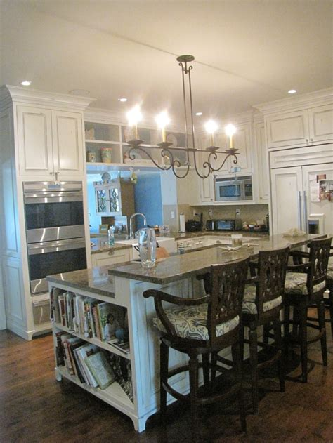 eat in kitchen island kitchen island with eat in counter for the home pinterest