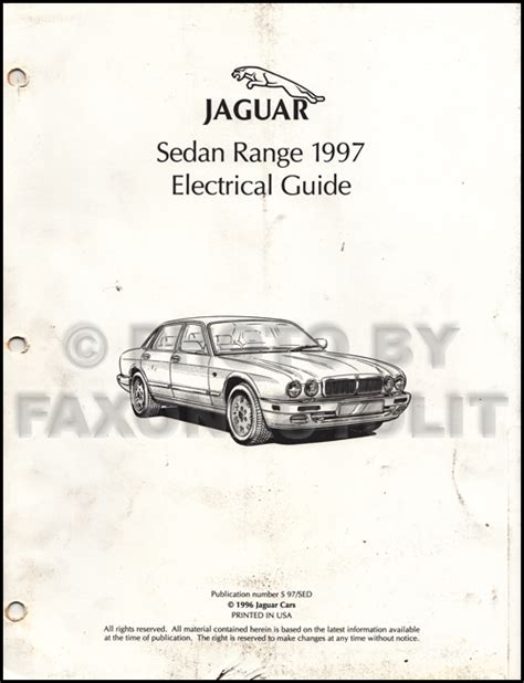 1987 jaguar xj6 wiring diagram xj free printable