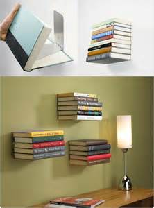invisible floating bookshelves 25 best ideas about floating books on