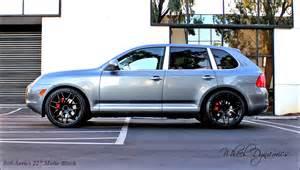 Porsche Cayenne 22 Porsche 22 Wheels Panamera Cayenne Turbo S Concave Genuine