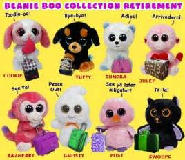 beanie boos collection retired beanie boos beanie rumors 2 siennas beanie boo