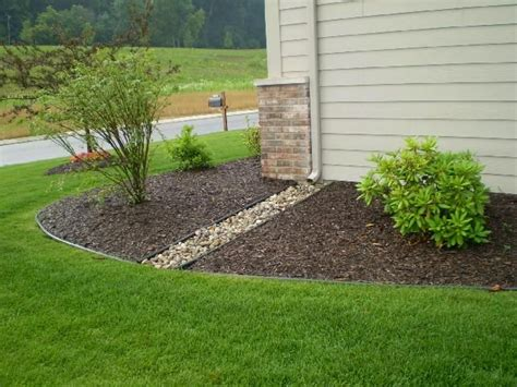 landscape drainage solutions best 25 gutter drainage ideas on
