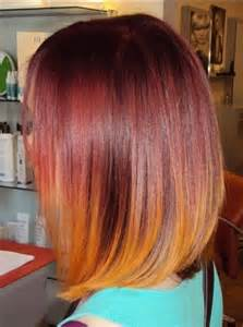 hair color combinations ombre hair color combinations hairstyle gallery