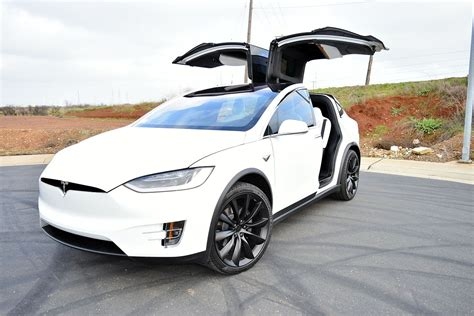 2016 5 tesla model x 75d pristine condition fully loaded