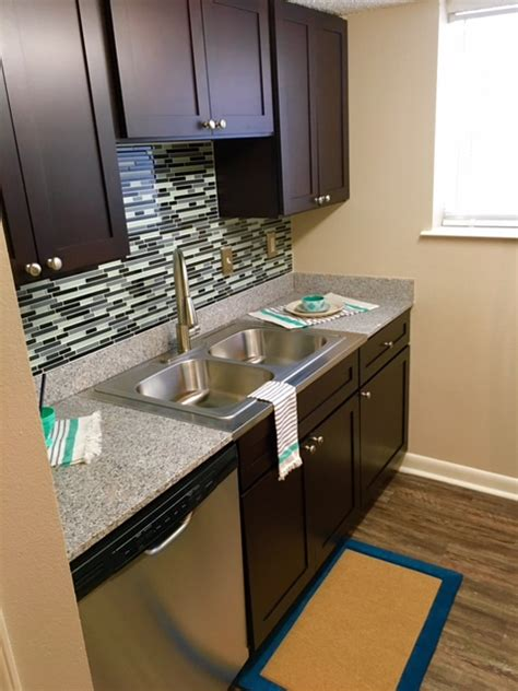 Granite Countertops Metairie La by The Arts At West Napoleon Apartments Metairie La