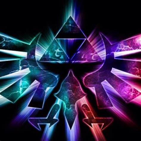 triforce colors triforce spectrum of light