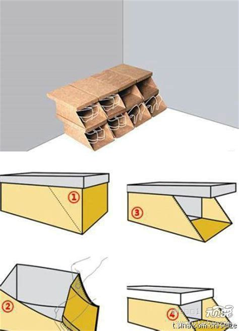 how to make shoe boxes for storage diy shoe box to shoe shelf diy box