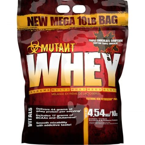 Suplemen Whey Mutant mutant best prices on mutant whey 10lbs at