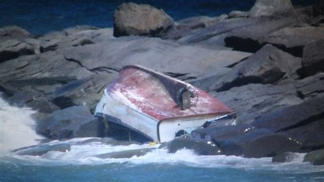 fishing boat accident pei two fishermen dead after lobster boat capsizes ctv
