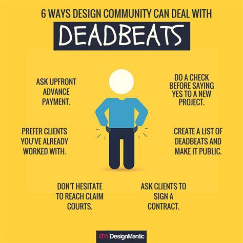 designmantic safe designer s dilemma dealing with deadbeats