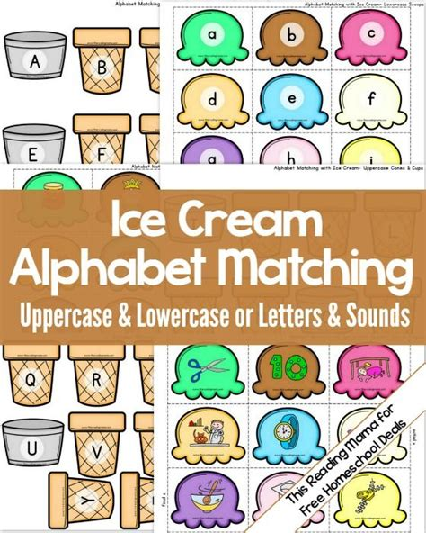 printable letters and sounds games free alphabet matching activity instant download