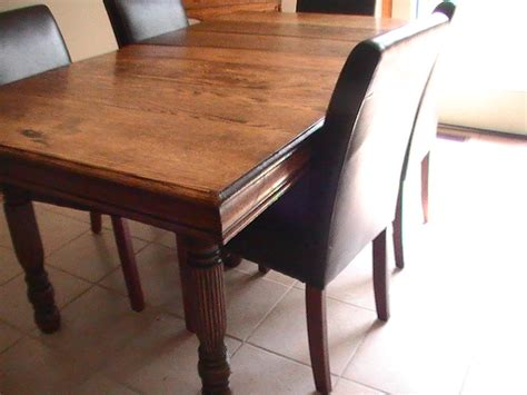 dining table and china cabinet for sale antiques