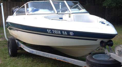 good bowrider boats seaswirl bowrider speed boat 1996 for sale for 3 800