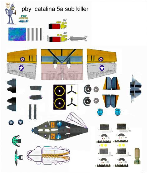 Papercraft Models Free - paper models by lonornon228 on deviantart