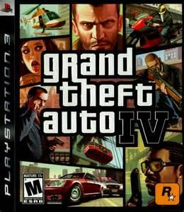 Steering Wheel Ps3 Gta Iv Grand Theft Auto Iv El Pensadero De Canek