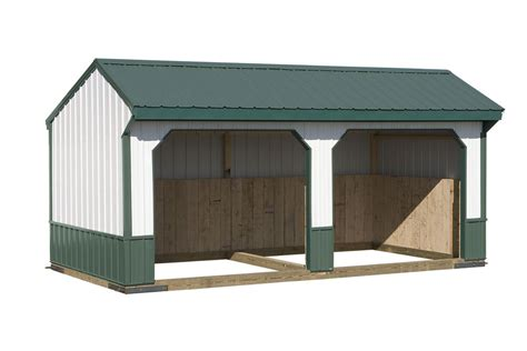 Amish Run In Sheds by Run In Sheds Amish Crafted Run In Sheds Custom Run In