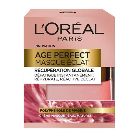 L Oreal Anti Aging l or 233 al age golden age anti aging mask