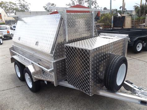 aluminum boat trailers brisbane trailers for sale brisbane buy custom built box car