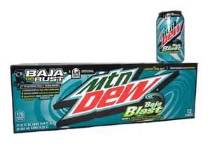 Fresh 12 pk mountain dew baja blast soda emporium buy soda pop