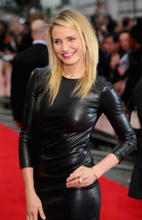 camerson diaz haircut in other woman cameron diaz the other woman premiere in london