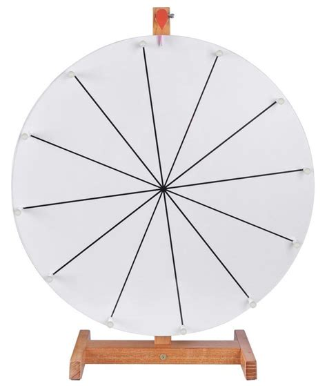 Spinning Wheel Card Template by Slot Tabletop Prize Wheel Free Template Diy Design