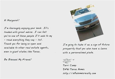 appreciation letter to real estate this is a exle of to admiration and