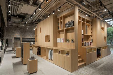 doe store  blue architecture studio shanghai china