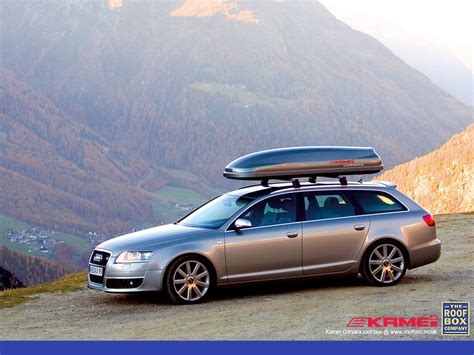 Dachbox Audi A6 Avant by Daxhbox Fuer Audi A6 Avant Bitte Um Rat Und Erfahrungen