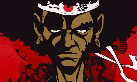 Xiaomi Mi 3 Afro Samurai me sumo a la moda top 10 animes por blackberet nippon