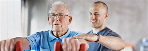 Detox Elderly by Rehabilitation Physical Occupational Speech Therapy