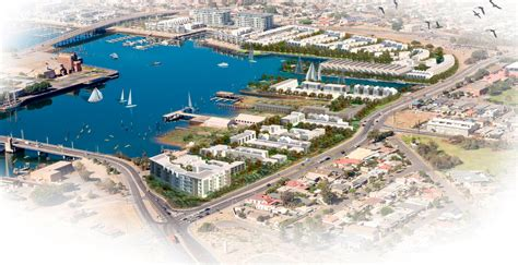 build australia construction starts on port adelaide