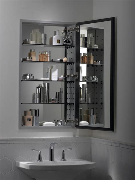 bathroom cabinet with mirror amazon com kohler k 2936 pg saa catalan mirrored cabinet