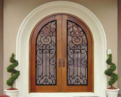 unique front doors custom front doors