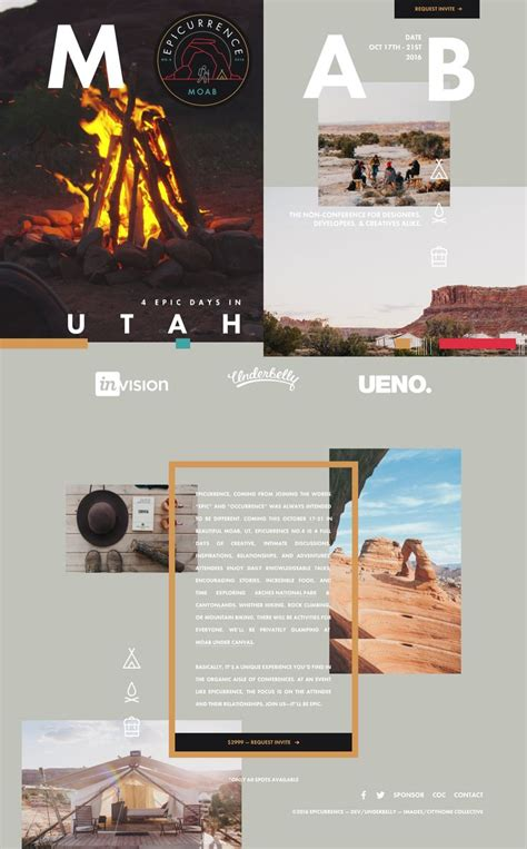 ui layout north 1122 best web design images on pinterest website designs