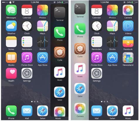 Dock Themes For Iphone Cydia | dockbar for iphone ios 8 un nuovo tweak per modificare