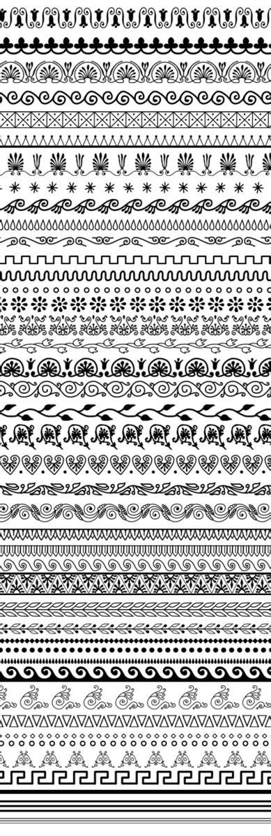 greek pattern brush liana s greek pattern photoshop brushes liana s paper dolls