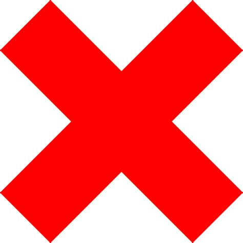 X Jpg Free Vector Graphic Delete Remove Cross Cancel Free Image On Pixabay 156119