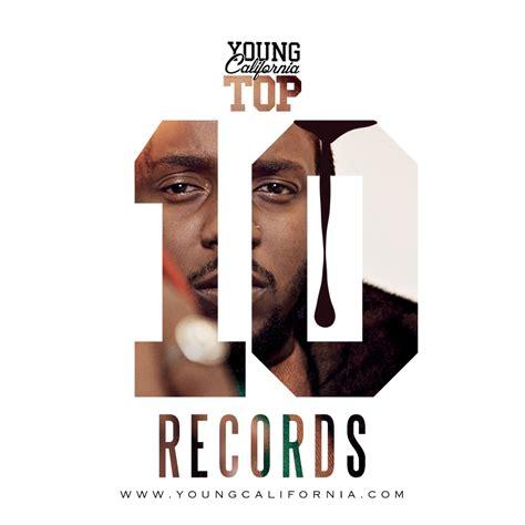 California Records 2017 Top 10 Records Of 2017 California
