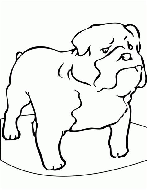 coloring pages of bulldog puppies bulldog coloring pages