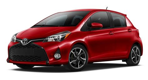 Top Toyota Cars Best Small Toyota Cars