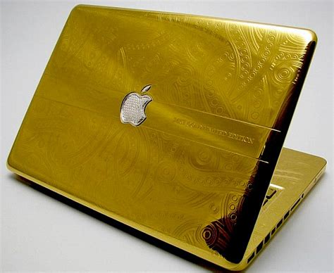 Laptop Apple Warna Gold computers and computing