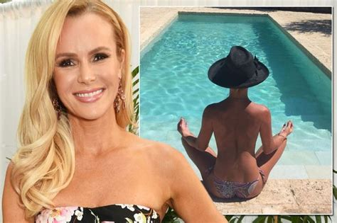 picture of amanda holden amanda holden teases fans with racy photo as she