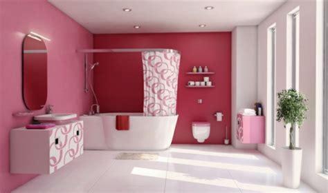 pink badezimmerideen pinke wandfarbe w 252 rden sie gern ihre w 228 nde pink streichen