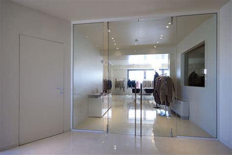 interior door pucci saoro swing glass  glazing
