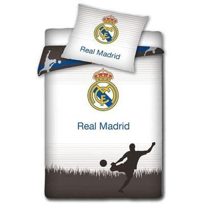 Real Madrid Bed Set Real Madrid Kicker Bedding Set Soccer Bedroom Ideas Pinterest