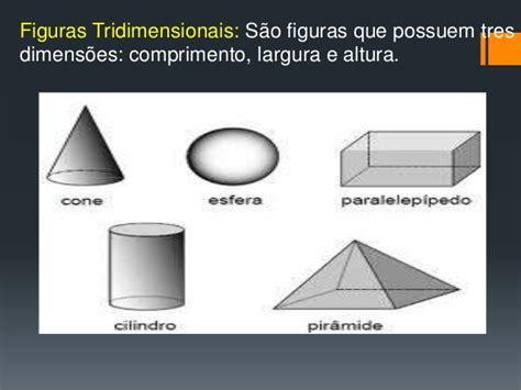 figuras geometricas tridimensionais geometria 6 186 ano