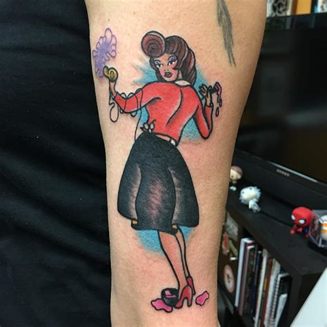 pinup tattoo 90 best pinup designs meanings add style
